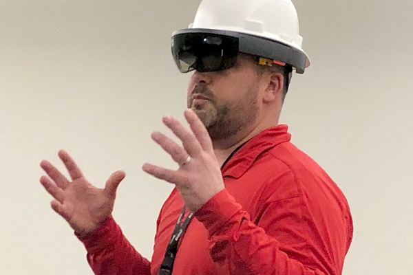 Augmented Reality is Game-Changer for Baker Group Client