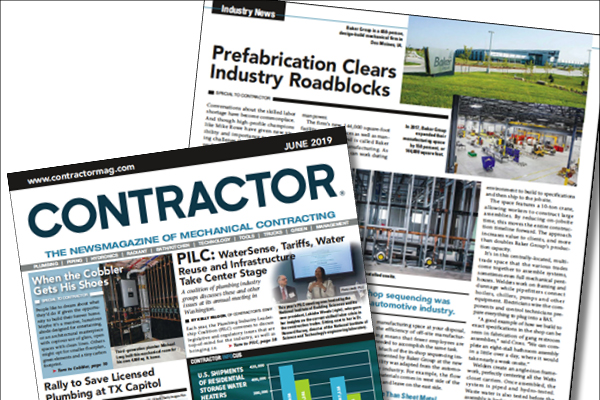 Contractor Magazine Features Baker Group