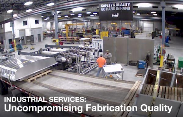 For Industries Demanding Superior Fabrication Quality
