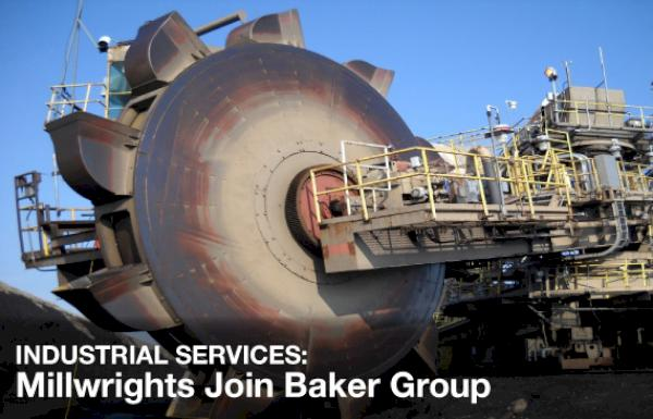 Millwrights Join Baker Group